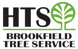 HTS Brookfield Tree Service Logo